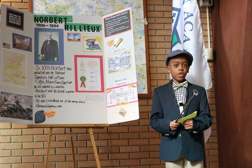 Influential Black Scientists Presentations