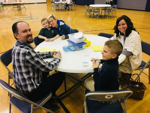 LS Math Family Game Night
