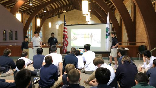 Students Present on Participation in Haverford Middle School Diversity Conference
