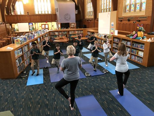 LS Mindfulness and Yoga Wellness Weeks End the Year on a High Note