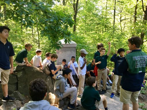 Middle School Signature Trips 2018