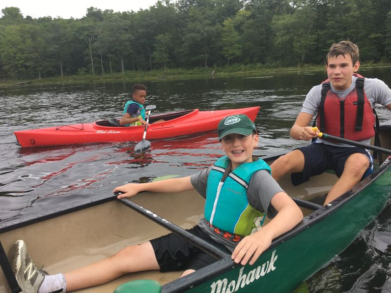 Outdoor and Experiential Learning at Princeton-Blairstown Center