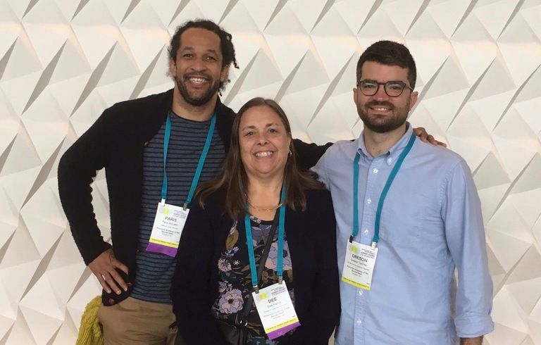 Faculty Spotlight: Harris, McLean and Torchio Travel to Nashville for NAIS' PoCC
