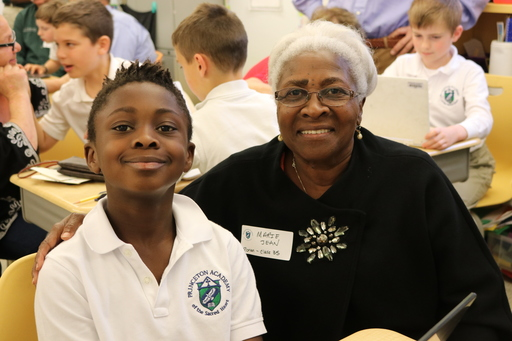 LS Celebrates Annual Grandparents and Special Friends Day