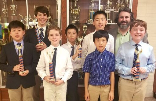 Speech and Debate Team Participates in NJ Middle School State Championship