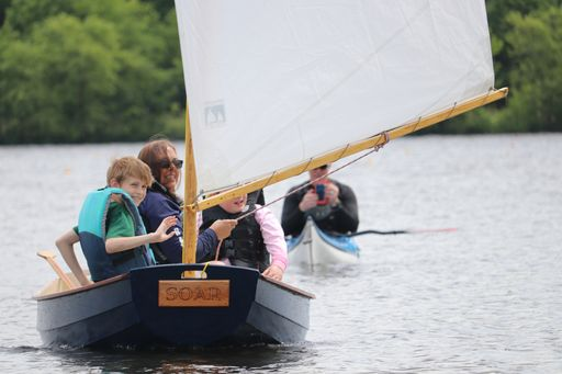 Built by Grade 4: SOAR Sets Sail